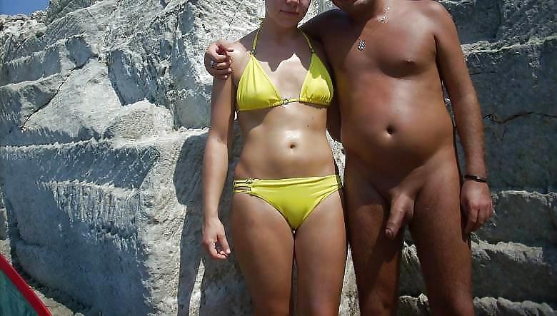 Cfnm beach pictures