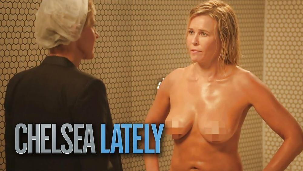 Ellen's gardener is the latest nude to hit the net