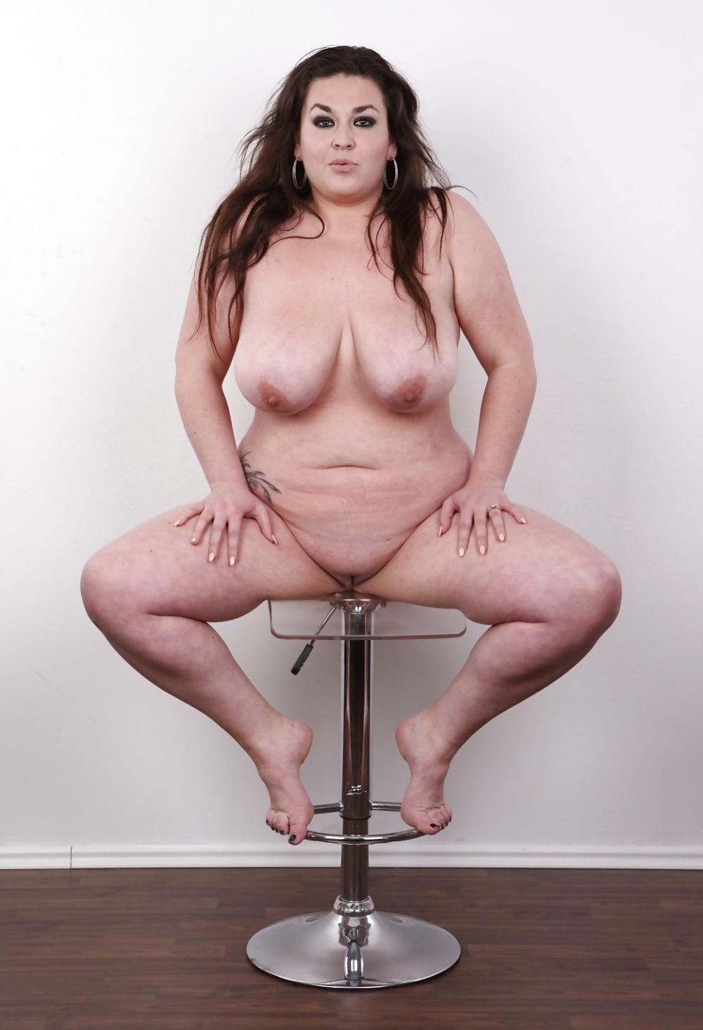 кастинг толстух порно