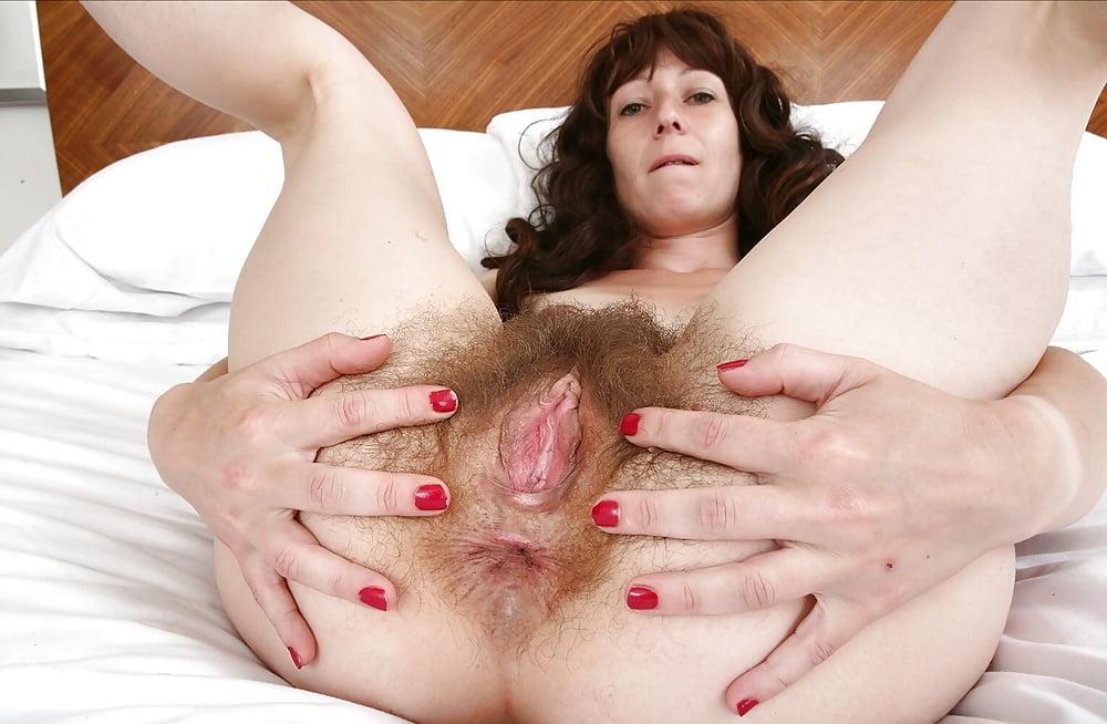 Busty Hairy Mom Porn
