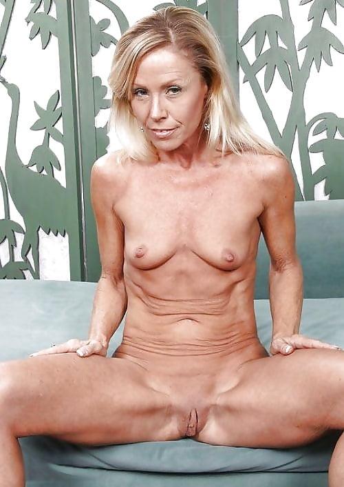 Thin naked milf horny