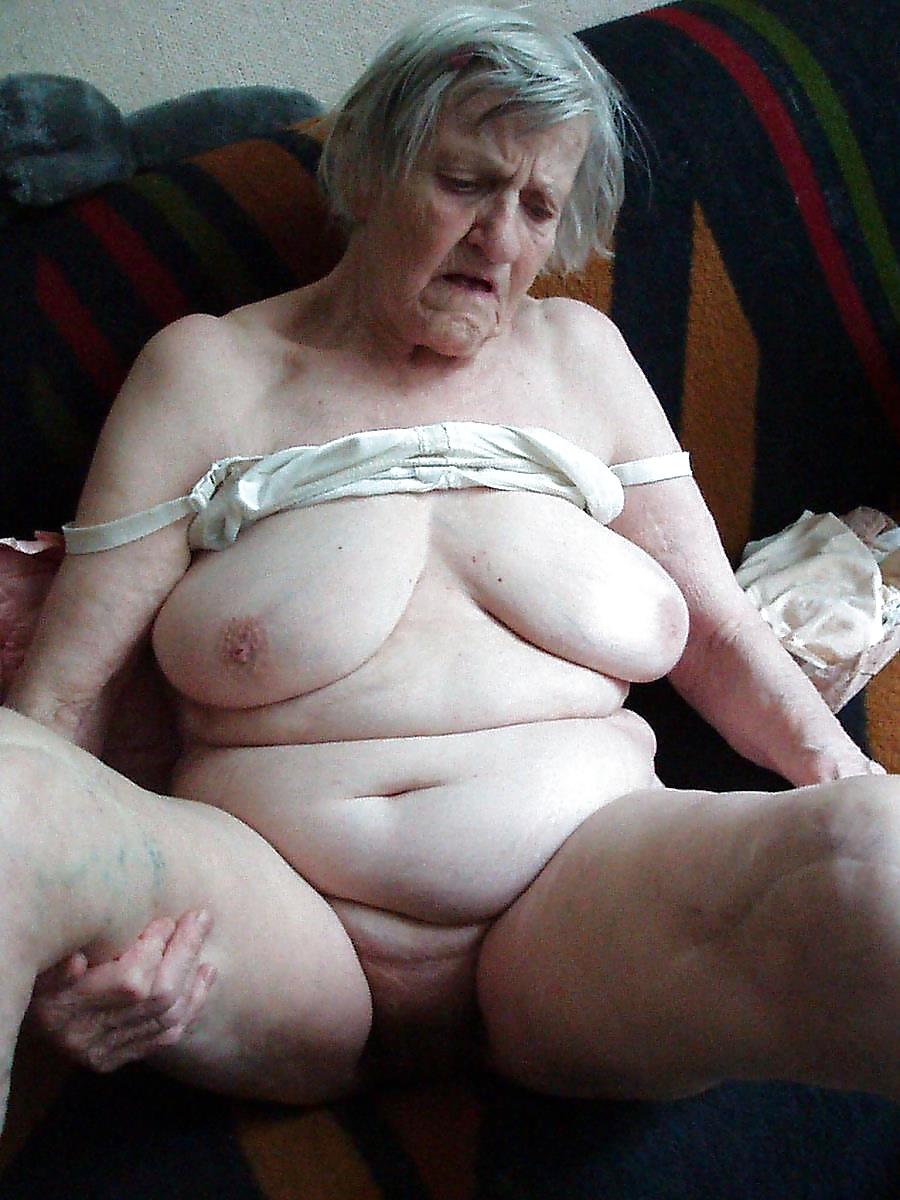 Fat very old grandma free pics