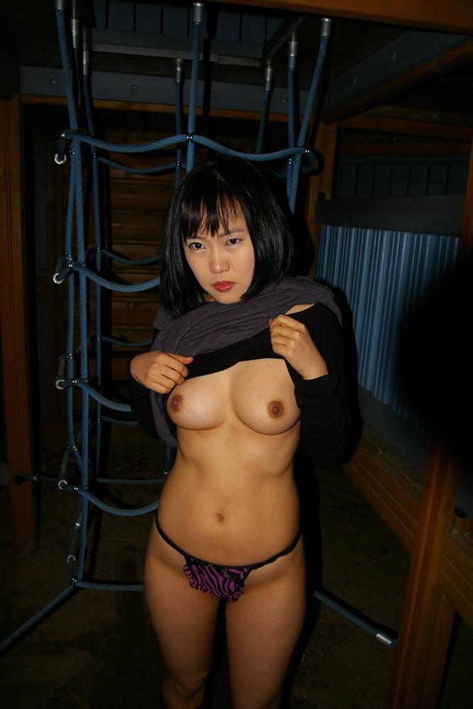 Korean girl milf — pic 14