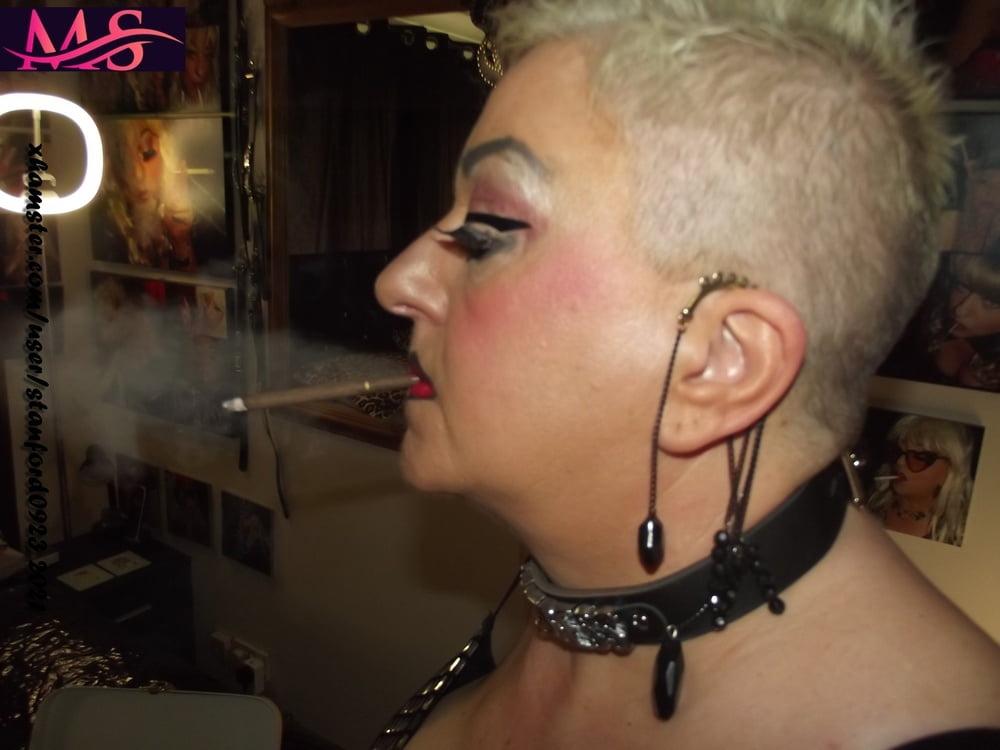 MISTRESS SMOKE PT 12 - 52 Pics