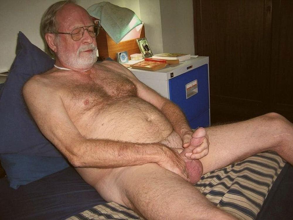 Images of the oldest naked men