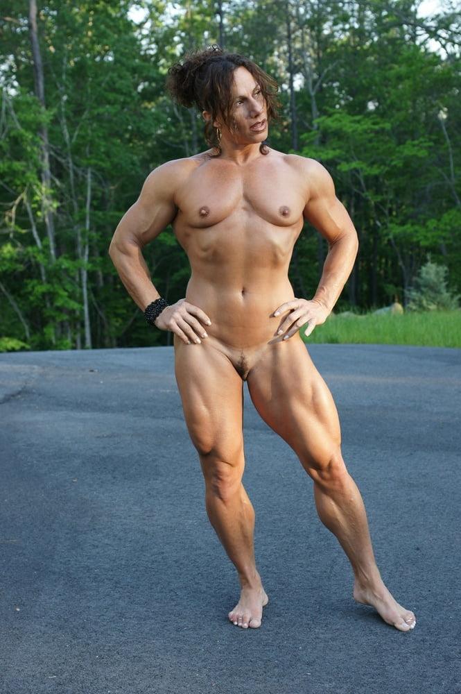 Annie Rivieccio Fans Muscle Bodybuilding Physique Brazzers 1