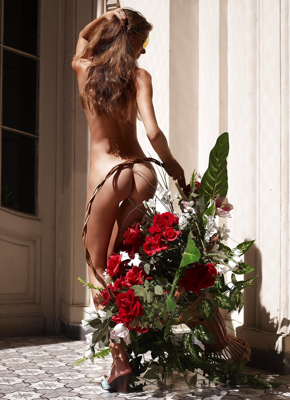 Erotic flowers pictures pron