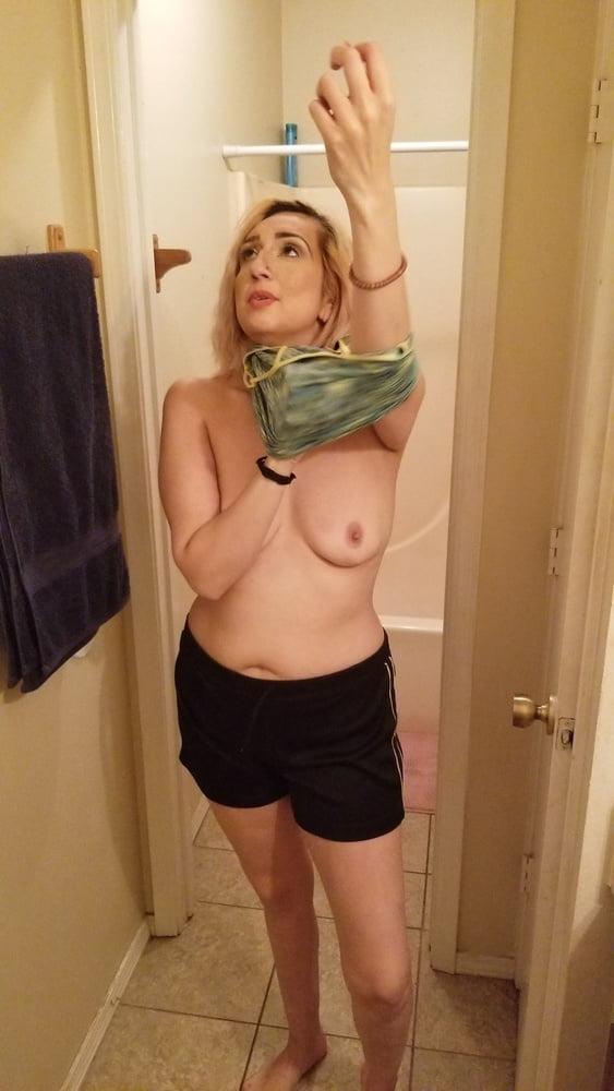 Sucking tits amateur #1