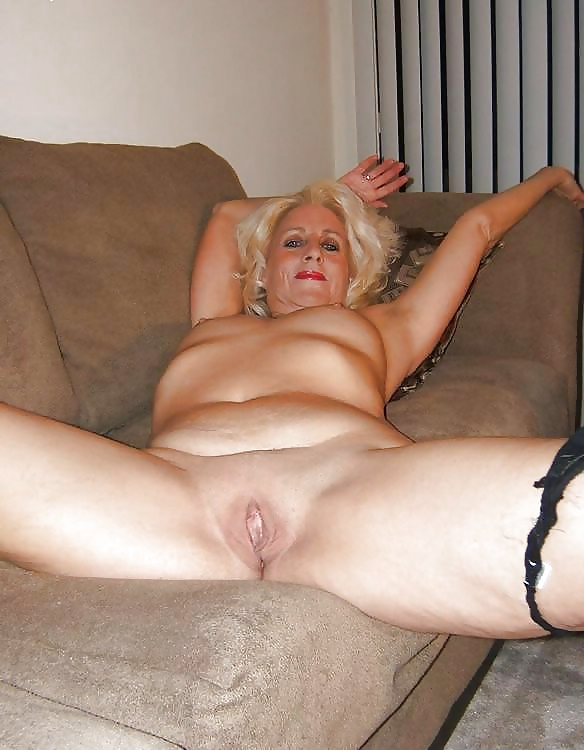 Cute older women and guys nude