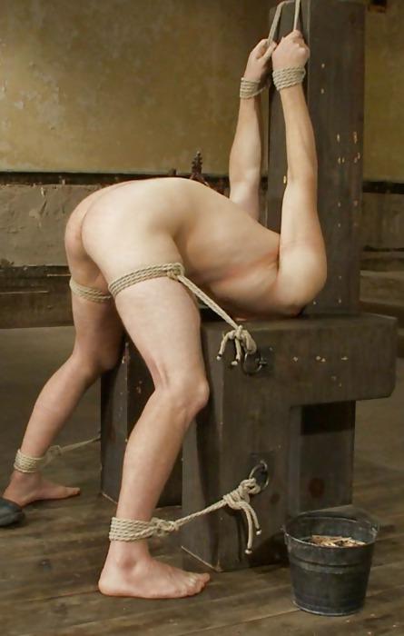 clip Gay blog bondage