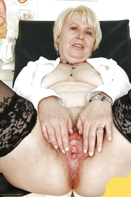 сладкая вагина старушки