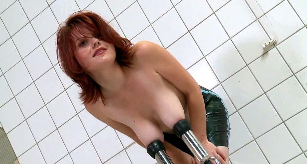 Tranny breast pump