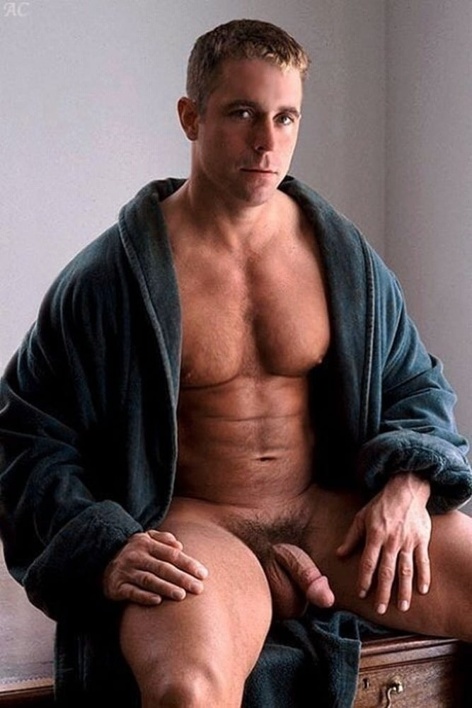 Handsome Totally Naked Image Photo