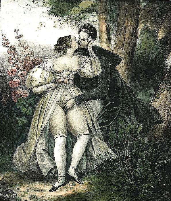 прошла внутрь, дворянские порно секс девушка думала лишь