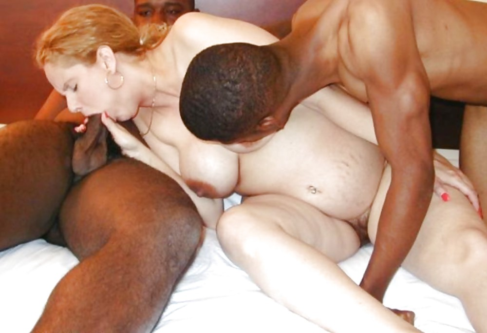 Making This Black Guy Fuck My Pregnant Wife On Cam