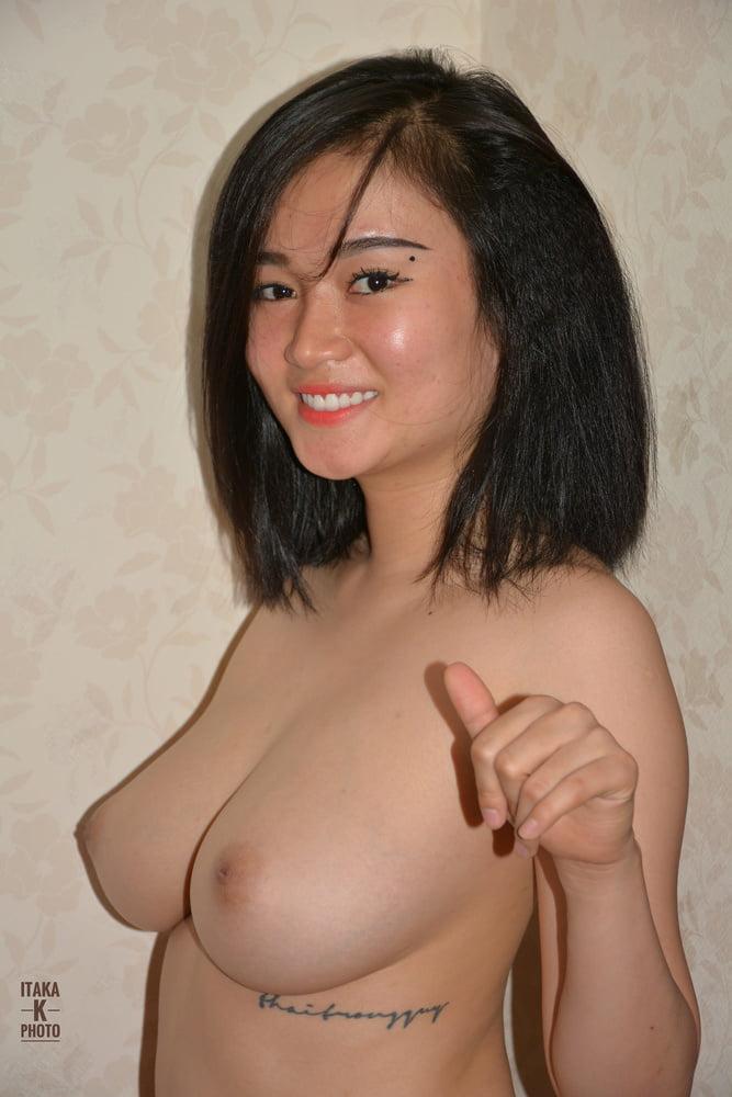 Busty asian blowjob-5927