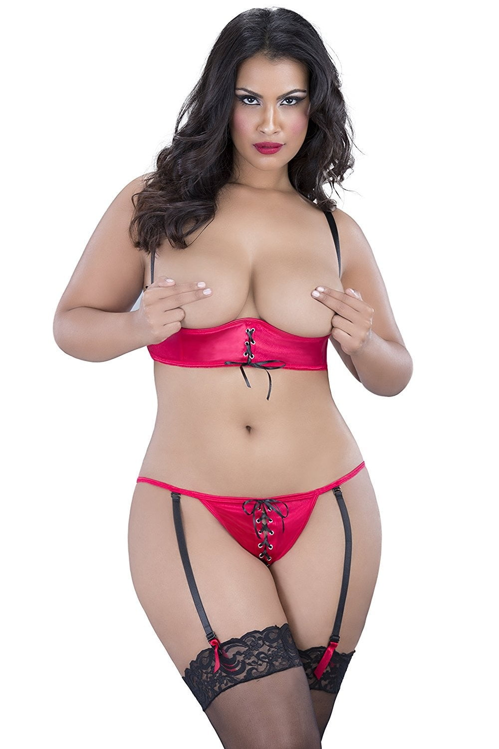 Thick cup without steel ring underwear bra