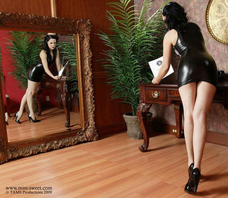 Bbw mistress bondage