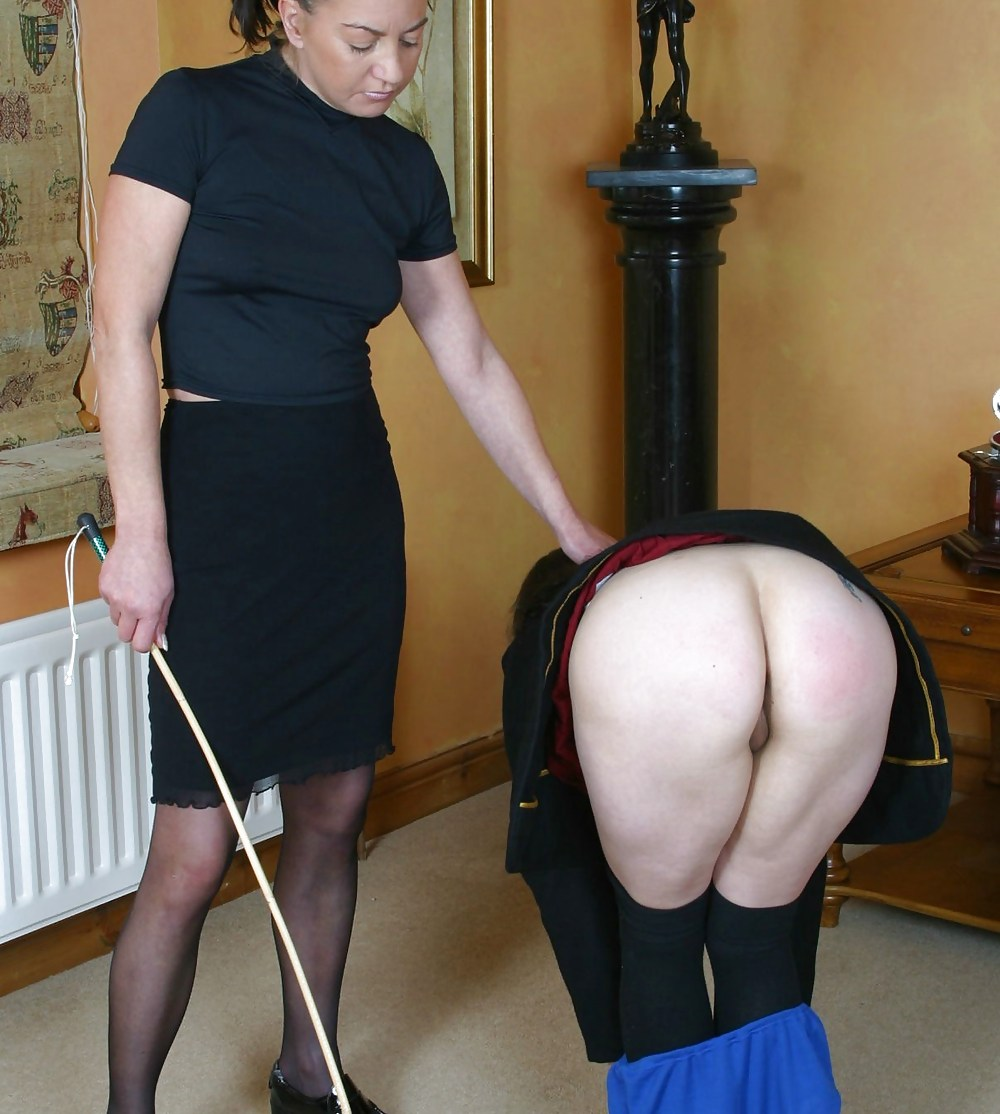 Spanking Mature Woman To Tears