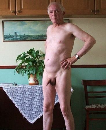 Sexy Naked Grandpa Images Photos