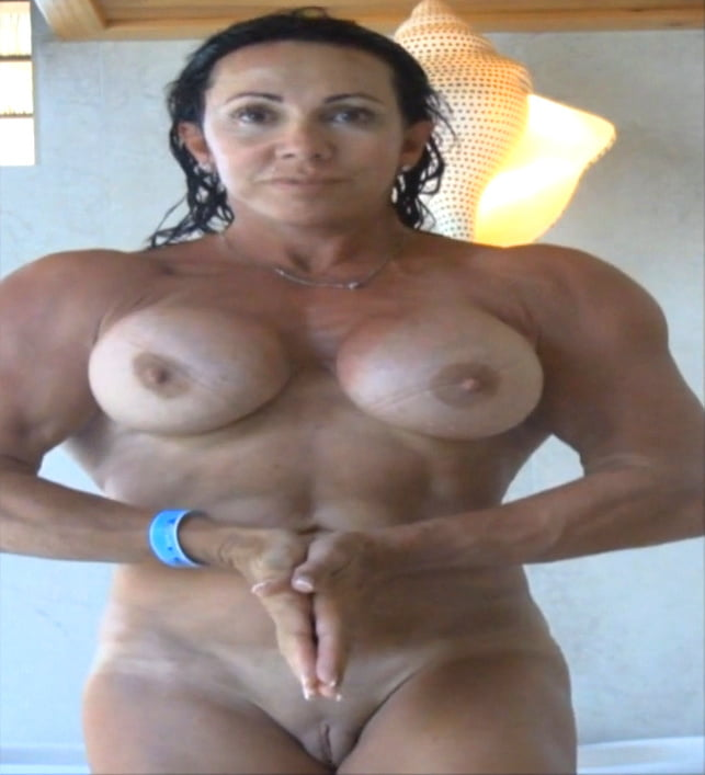 Gayle Moher Lesbo Muscle