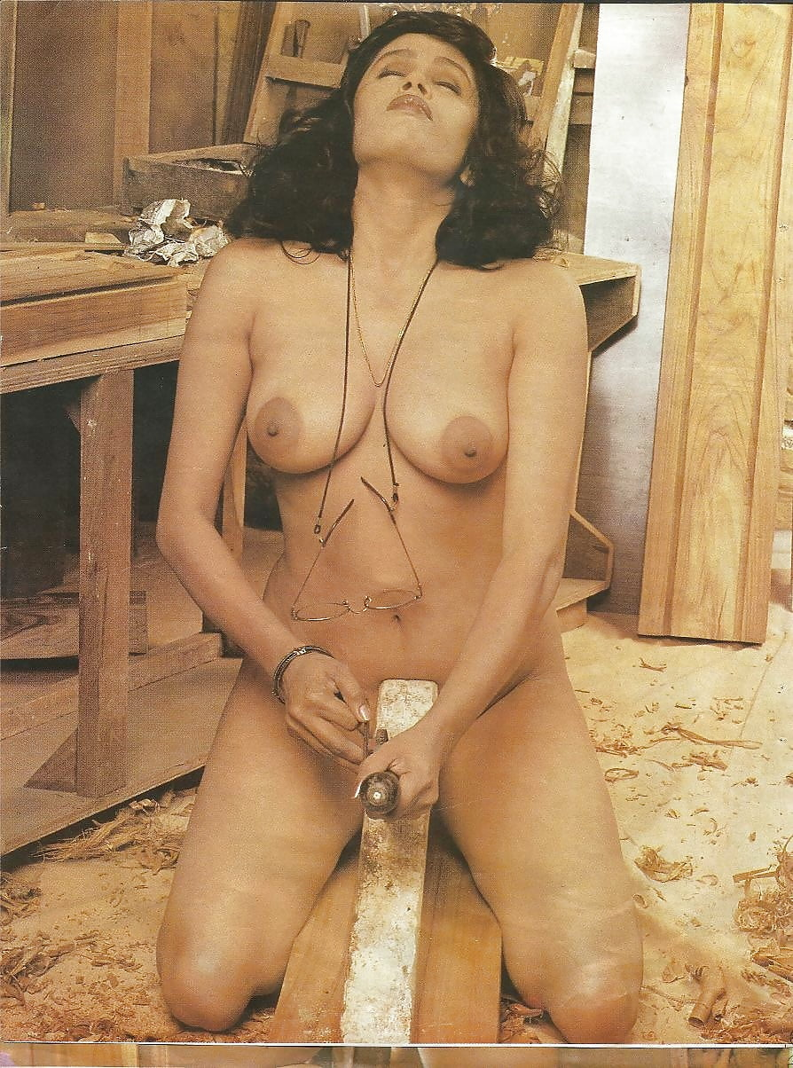 Indian Models Nude Photo Shoot Vintage 06 - 8 Pics -5816
