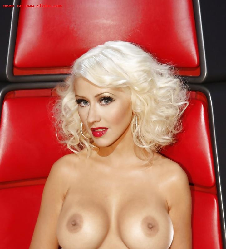 Christina aguilera porn pics