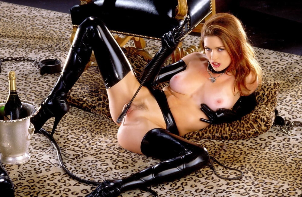 Aimee Sweet Latex Sex Kitten Gonzoxxx 1
