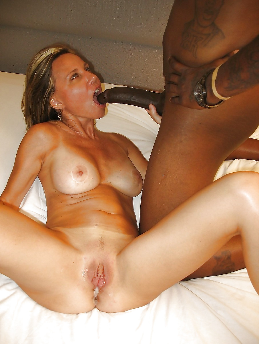 Long white cocks fucked blonde milf