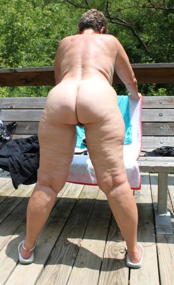 Big Ass Granny, Porn