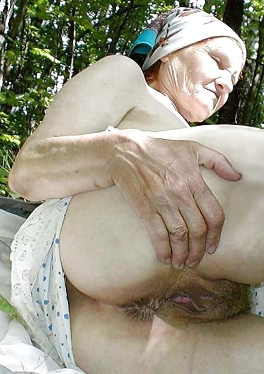 Ебля очень старых женщин и бомжих