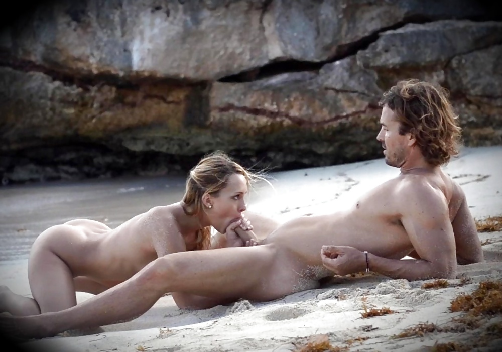 Nude pictures from blue lagoon