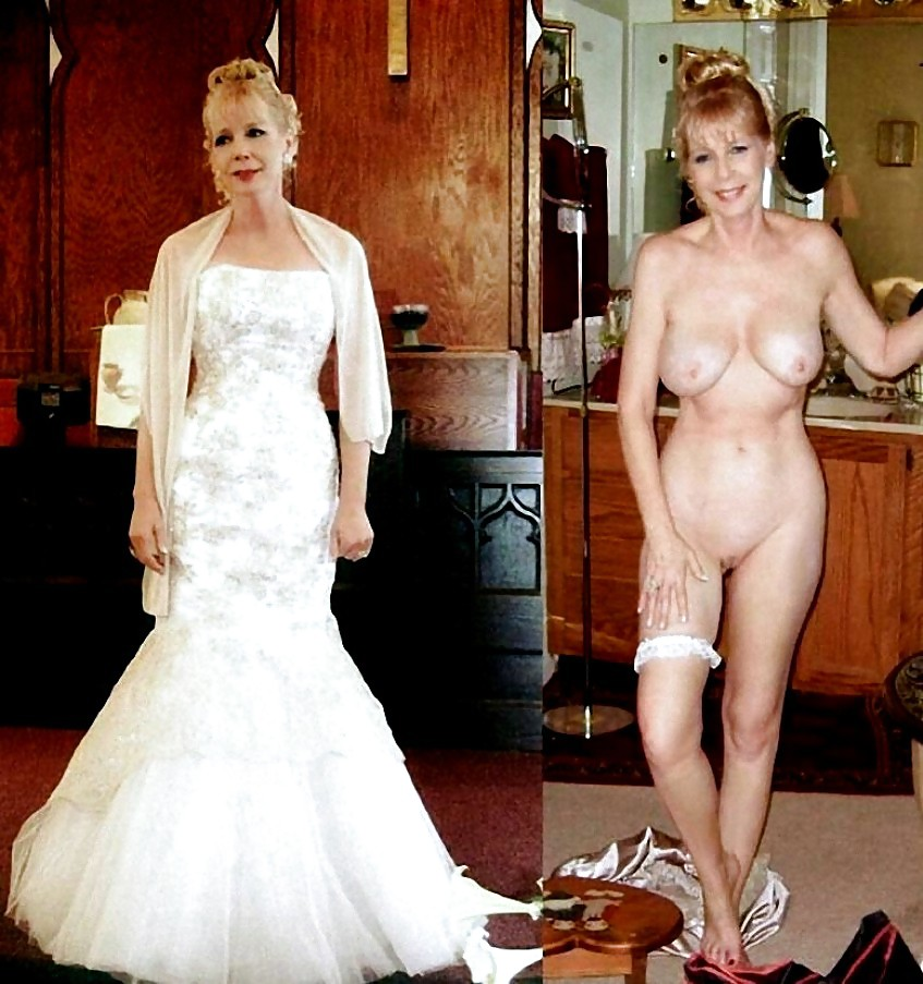 Wives Before After Wedding - 48 Pics - Xhamstercom-8561