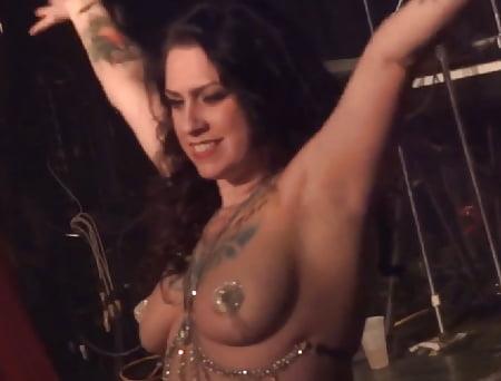 Warm Dannie Diesel Naked Scenes