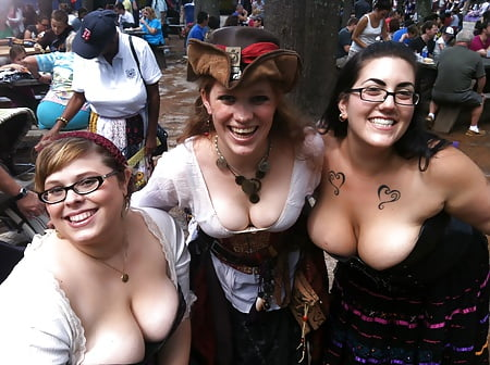 Opinion, you pics renaissance boob slip pity, that