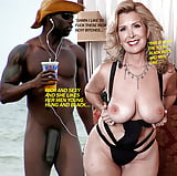 member of rich white wife club for young BBC