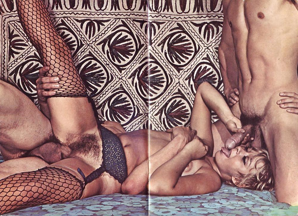 Vintage erotica forums softcore