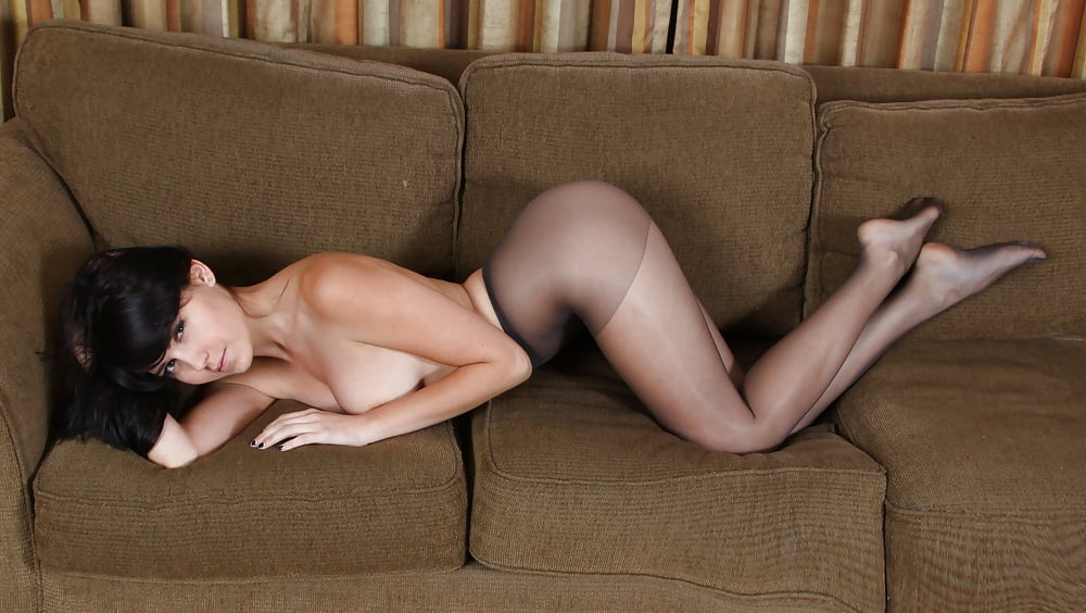 Only pantyhose porn-5949