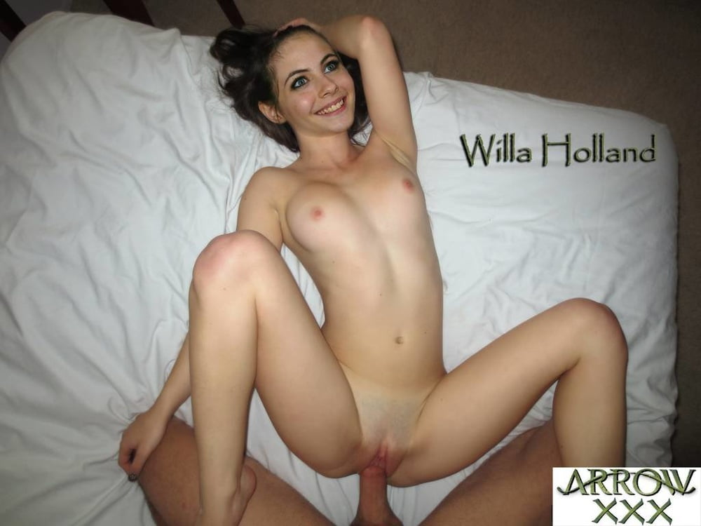 Willa Holland Nude Celebrities