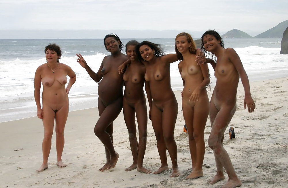 Nude beaches with families, carla manso nude