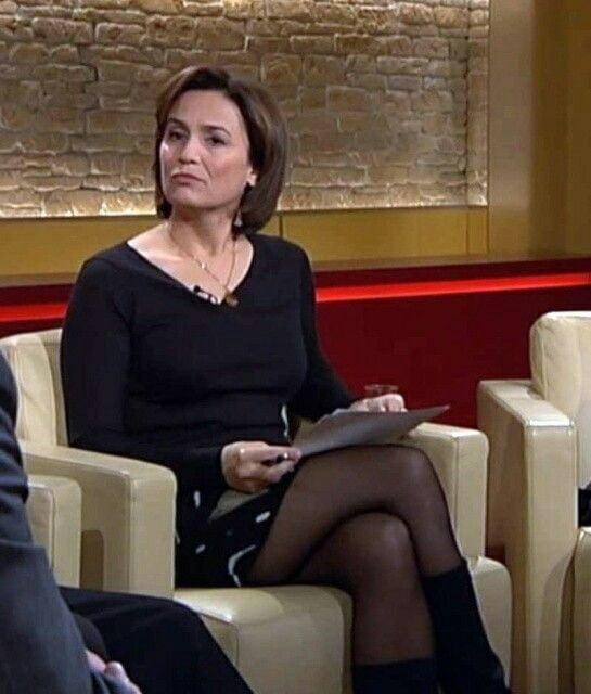 Meischberger nackt sandra Sandra Maischberger