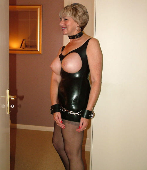 Gilf And Milf , Leather, Latex ,Tits 2 - 13 Pics  Xhamster-6605
