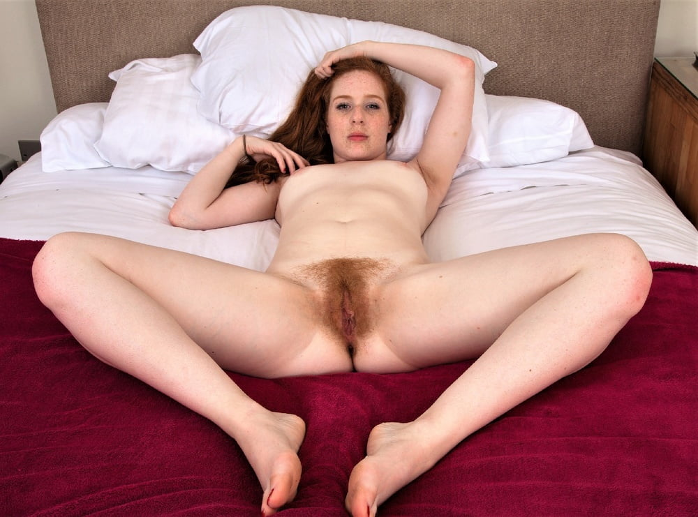 Most hairy pussy