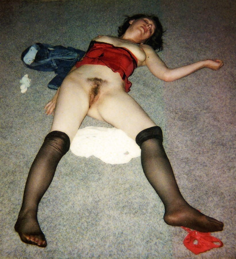 Drunk passed out sluts fucked csi