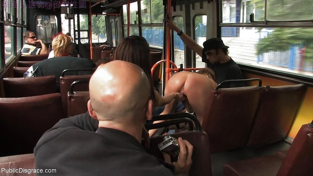 Смотреть отъебали в трамвае