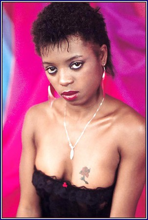 Ebony Long Tongue Lesbian
