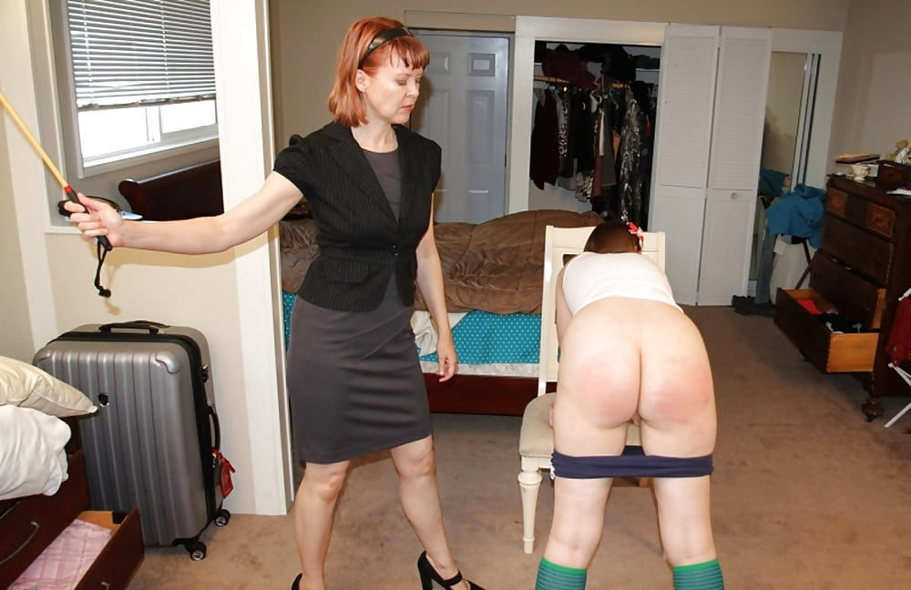 Spanked wife friends 7