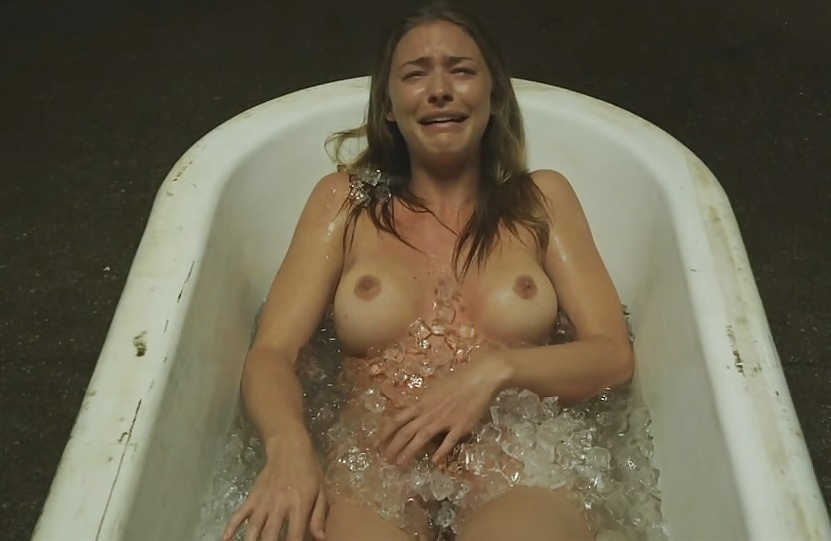 Tabrett Bethell All Naked Butt Bush And Nude Topless