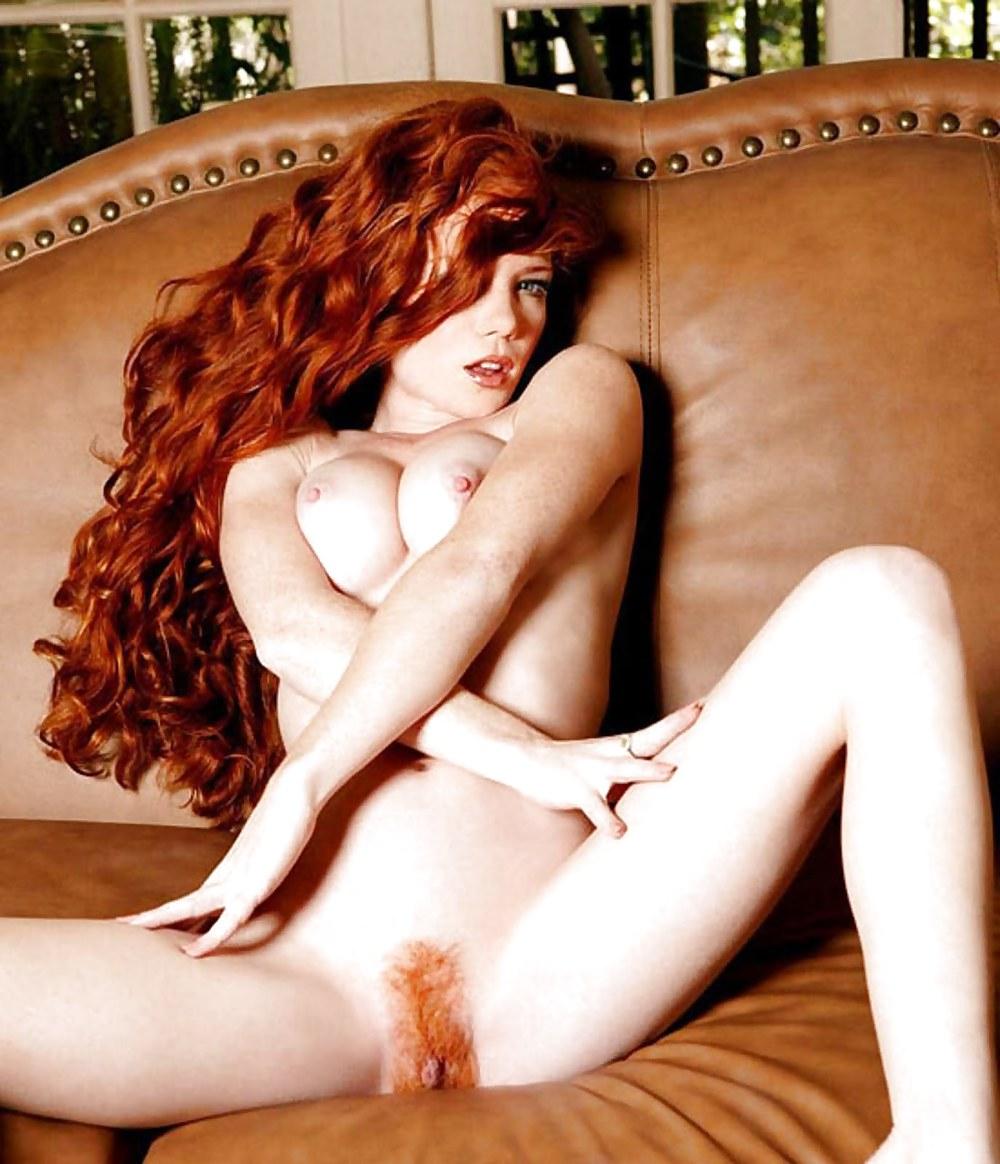 Nude hairy redhead women-6514