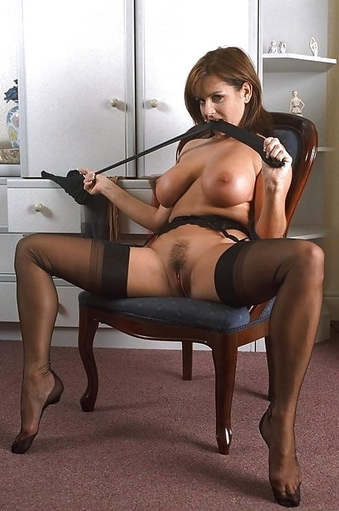 Free nude stocking ladies nylon